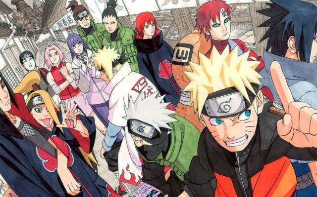 Aparecen imágenes de la colaboración realizada entre Naruto x adidas