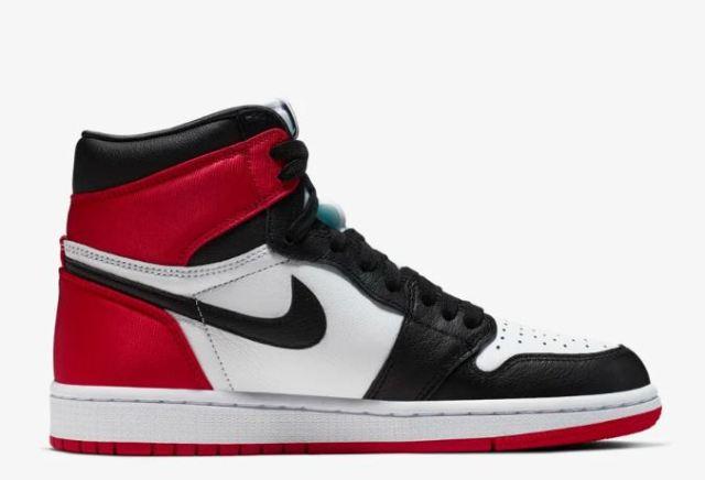 Llegan las Air Jordan 1 para mujer Black Toe al mercado