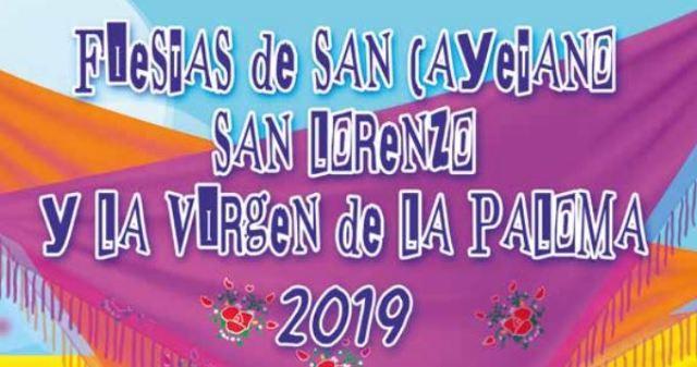 Marta Soto, Efecto Pasillo, OBK y Chenoa, en las fiestas de San Cayetano, San Lorenzo y La Paloma 2019