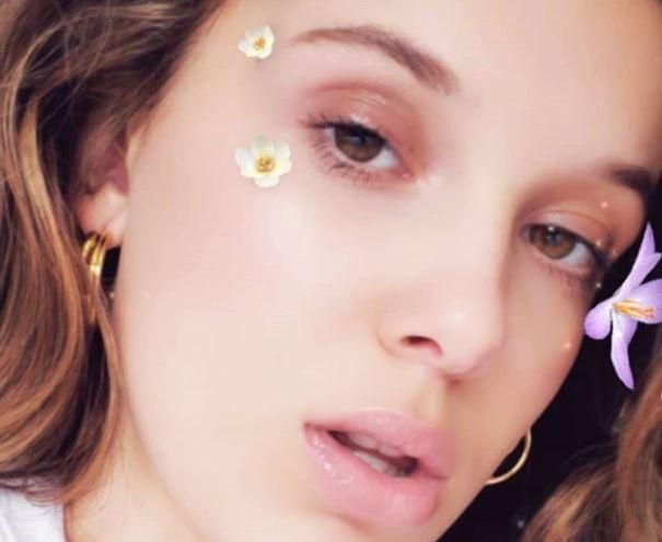 marca de maquillaje de Millie Bobby Brown