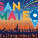 Dellafuente, Zahara, Sidonie, Blas Cantó y Ana Guerra, en las fiestas de San Mateo Oviedo 2019