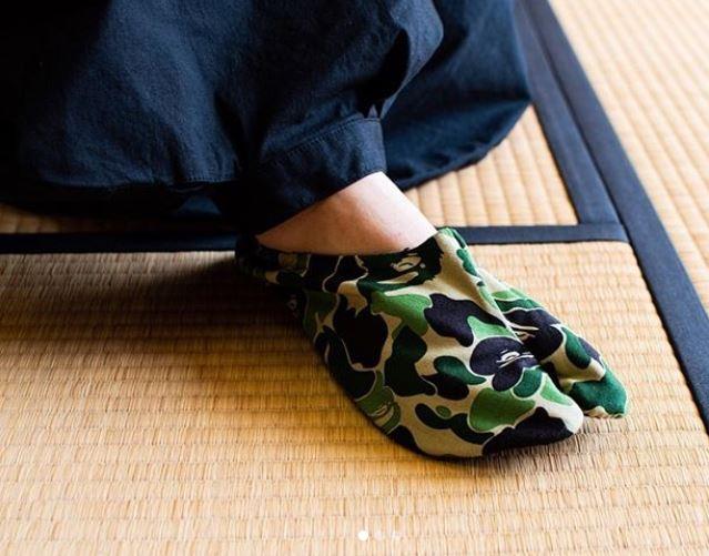 calcetines abc camo