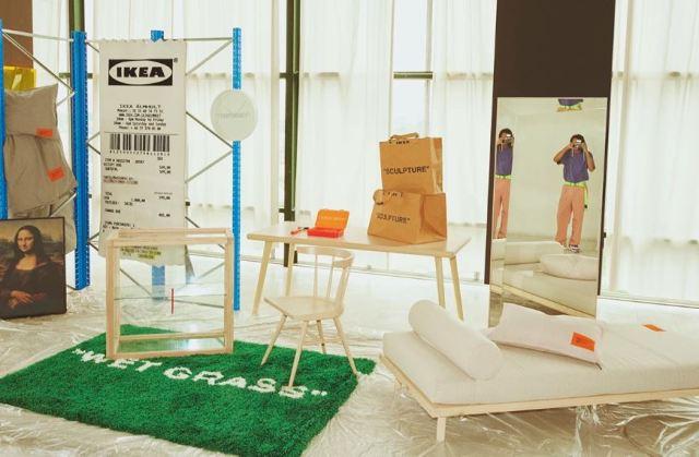 Markerad de Ikea