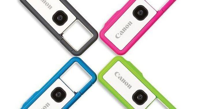 mini cámara Canon