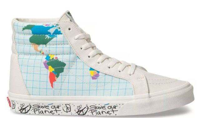 Vans Save Our Planet