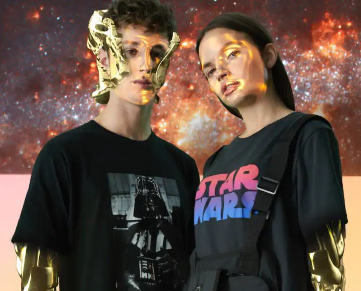 ropa de star wars