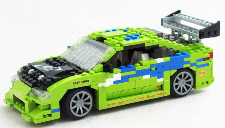 sets Fast and Furious LEGO