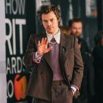 La emotiva actuación de Harry Styles en los Brits 2020