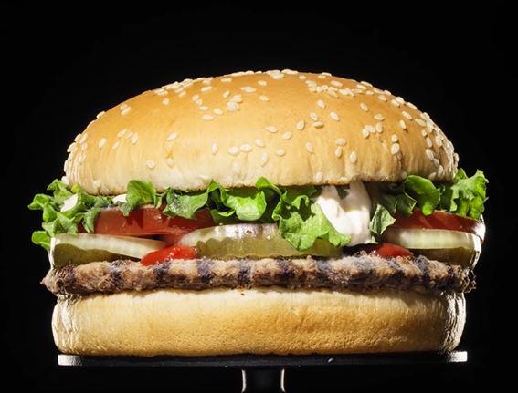 campaña publicitaria de burger king