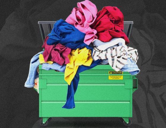 destruccion de ropa no vendida