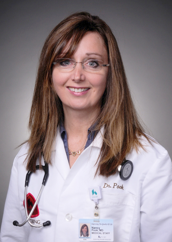Nancy Pook, MD