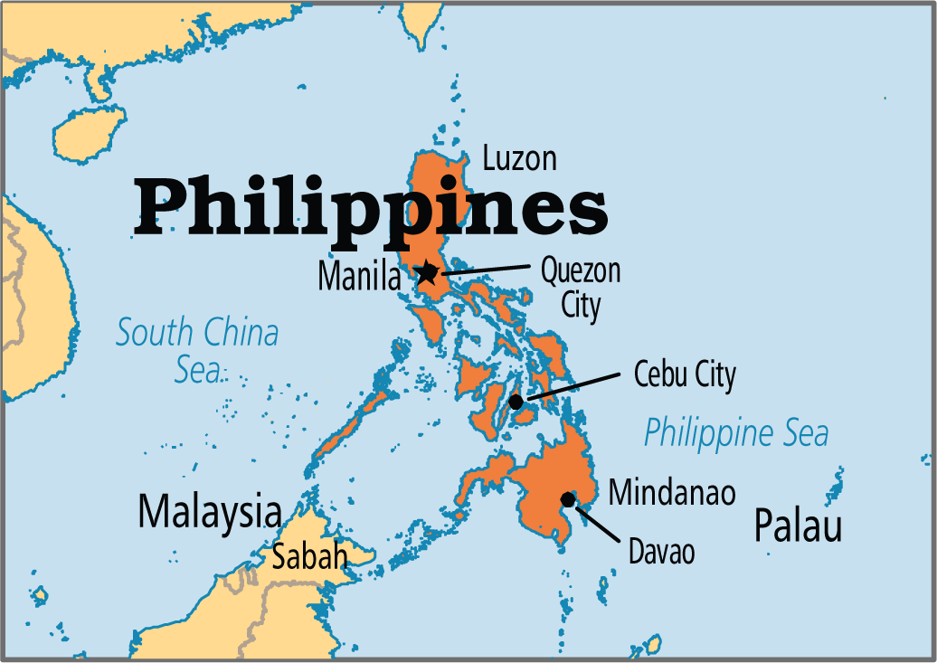 Esg challenges confront the philippines emerging market views map philippines 1 gumiabroncs Gallery