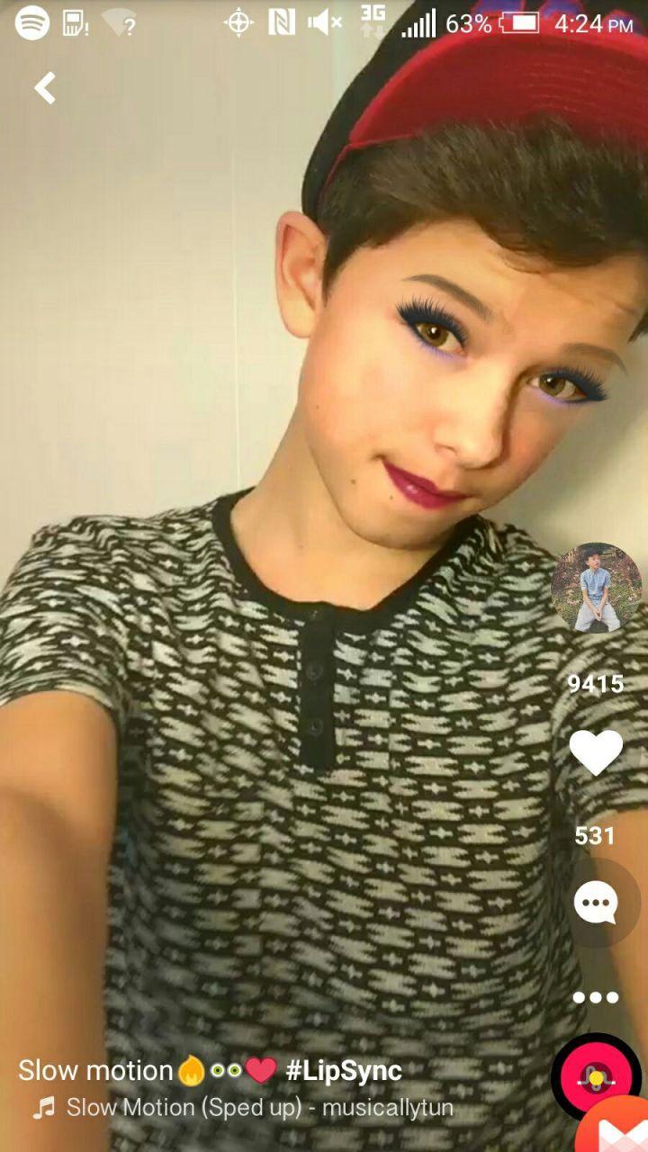 Girl Who Looks Jacob