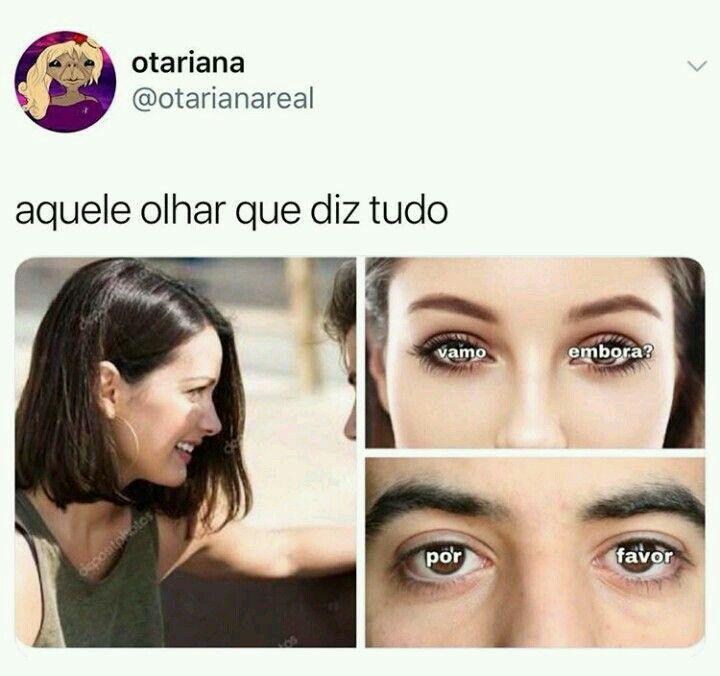 Memes O Olhar Wattpad