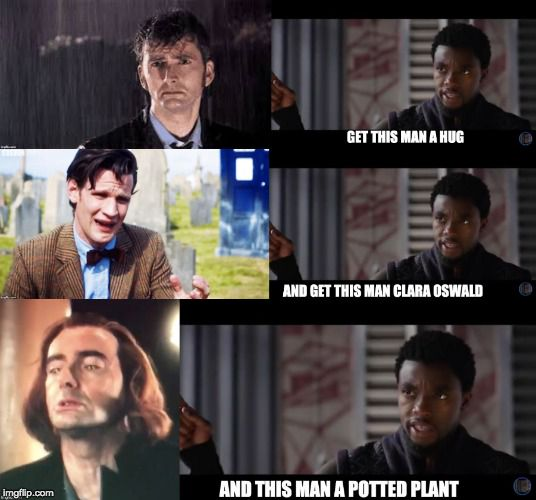 20 Doctor Who Moments That People Say Have Helped Them