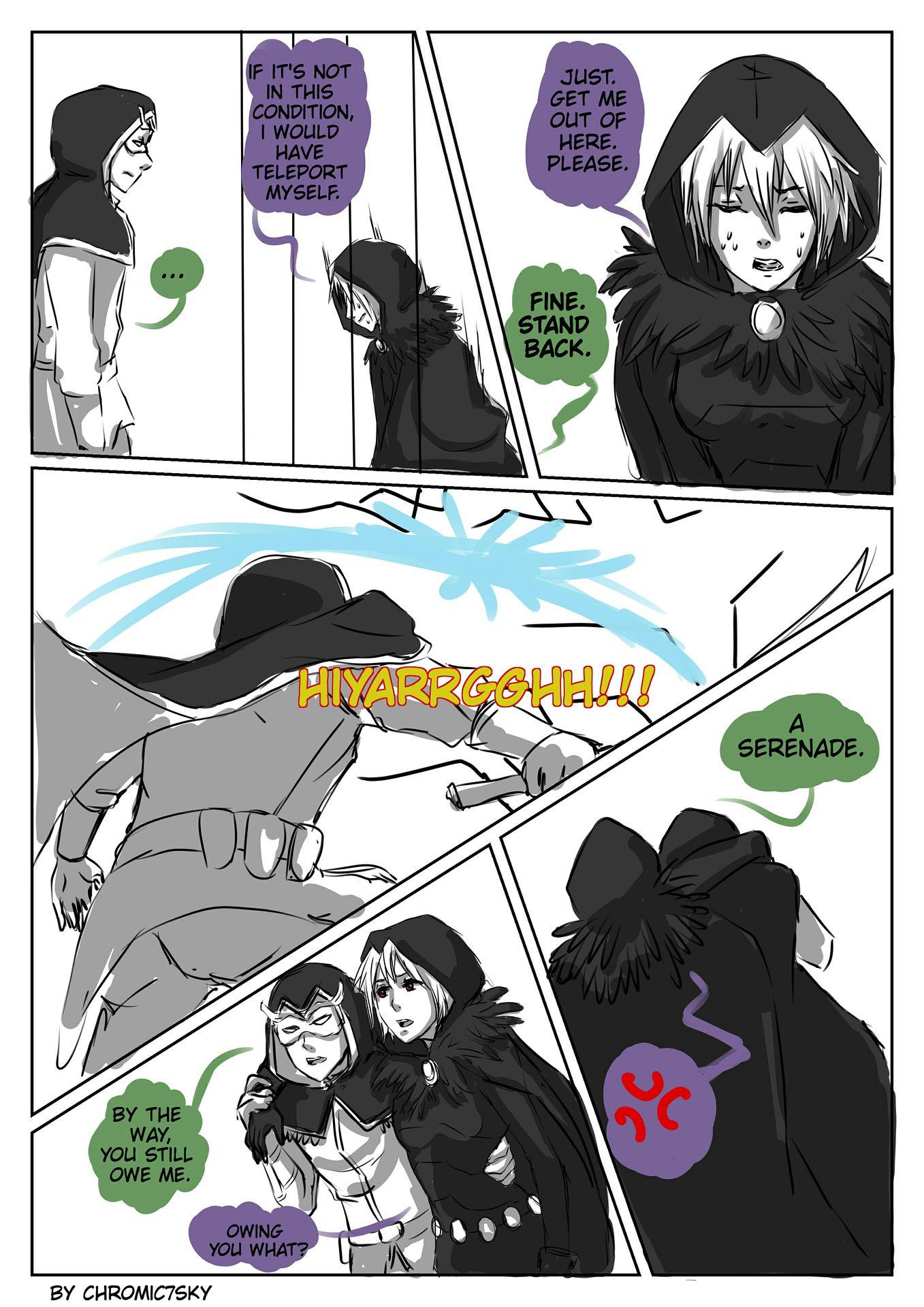 Damirae Comic Collection You Still Owe Me Raven Wattpad