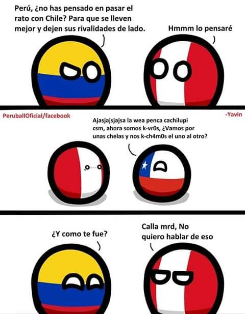 Peru S Plan Polandball