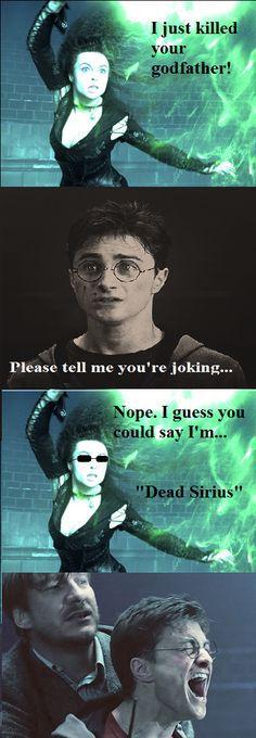 Funny Harry Potter Memes Dead Sirius Wattpad