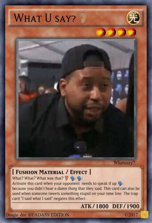 Nba Memes On Twitter Lebron James Haters Invent A Yu Gi Oh Card