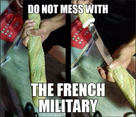 25 Best Memes About French Military Jokes French Military
