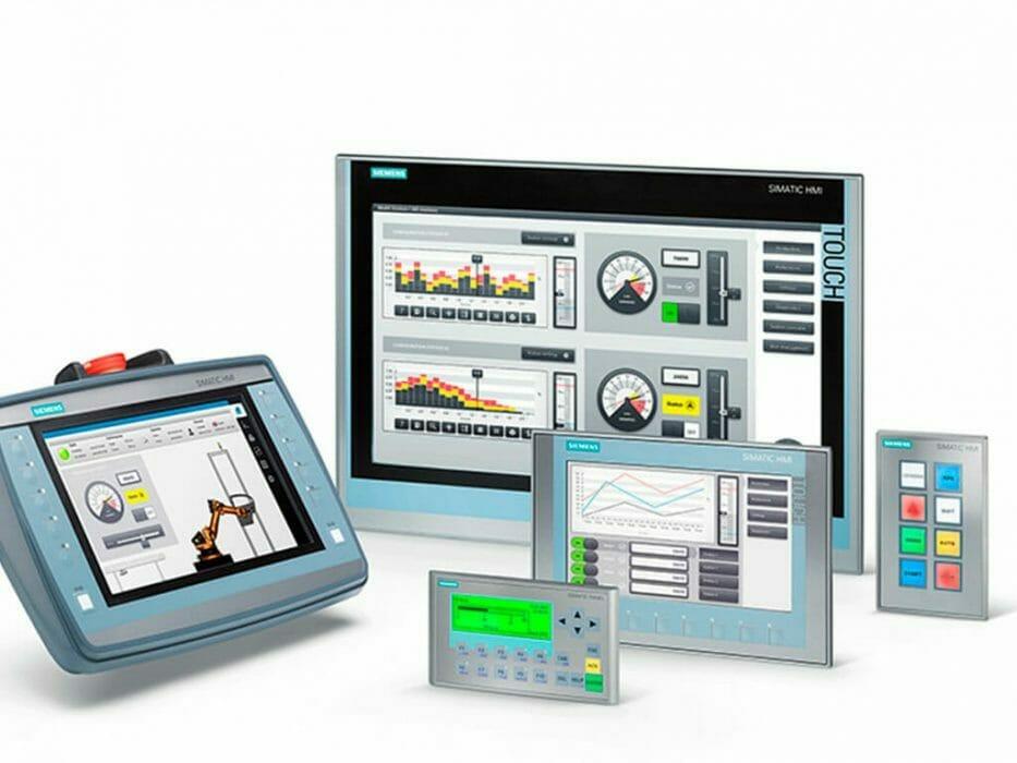 aprende Cómo programar un HMI Siemens