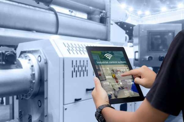 qué son los Sistemas de control industrial