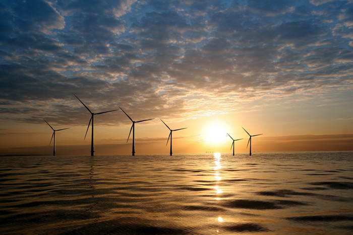 Offshore wind power, Credit: Vatenfall, FlickrCC