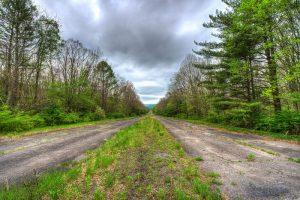 Abandoned Pennsylvania Turnpike. Credit: Brook Ward, FlickrCC
