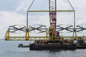 tidal energy, credit: ORPC