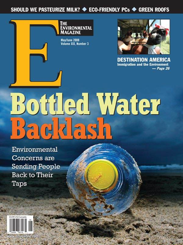E-The Environmental Magazine | May-June 2008