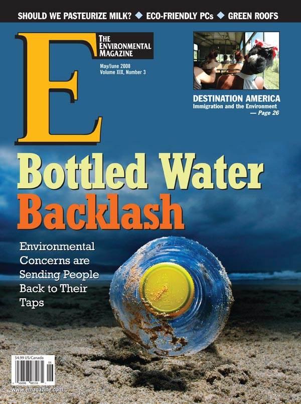 E-The Environmental Magazine | May-June 2008