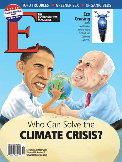 E-The Environmental Magazine | September-October 2008