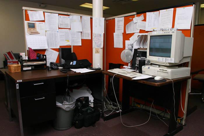 Greener Workplace. Credit: jpmatth, Flickrcc