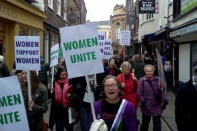 women and the environment. NCVO London
