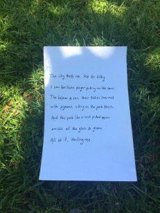 Poesia newyorkese