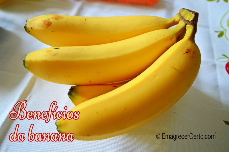 beneficios da banana