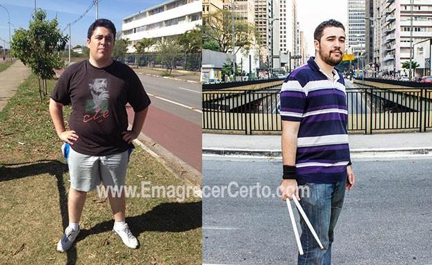 calistenia antes e depois
