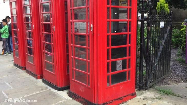 cabine telefonica britanica