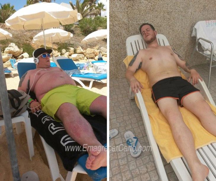 antes e depois crossfit