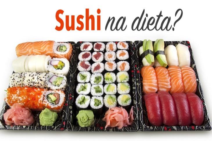 sushi dieta