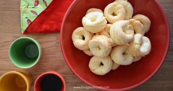 Biscoitos de Queijo Especiais do Blog Da Leili