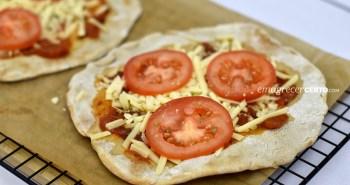 Base para pizza sem gluten feita com dois ingredientes | Blog Emagrecer Certo