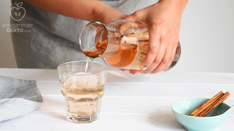 Água de canela para imunidade - blog Emagrecer Certo