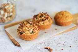 Muffin de banana com coco - Emagrecer Certo