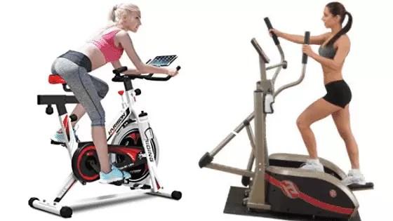 Elíptico ou Bicicleta Ergométrica, qual Emagrece mais