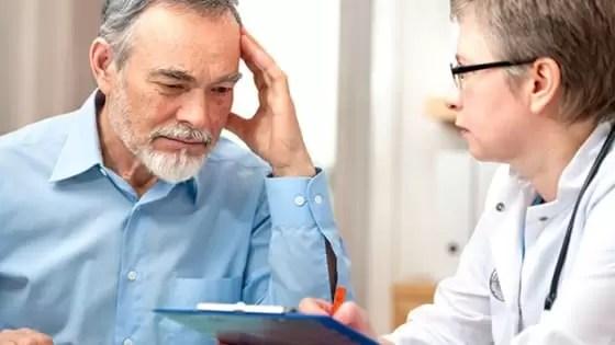 Sintomas de diabetes em homens
