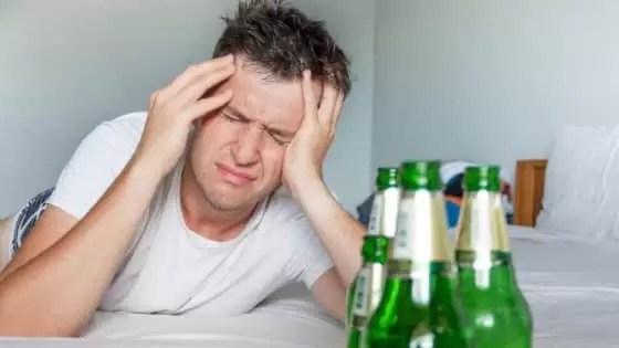Como Eliminar Gordura no Figado: Elimine o álcool