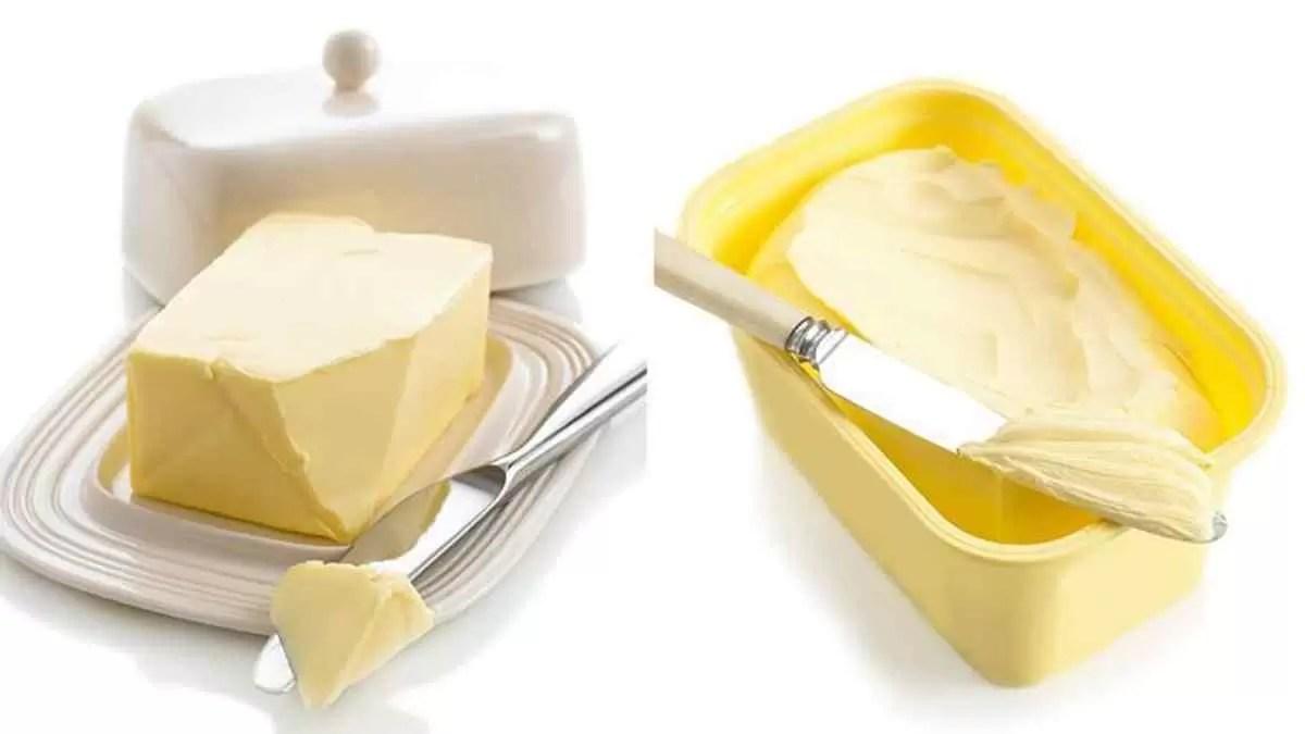 manteiga ou margarina qual a melhor