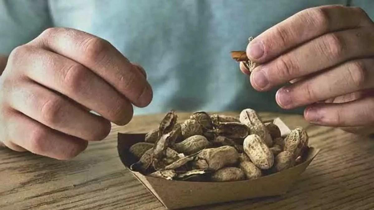 Diabético pode comer amendoim