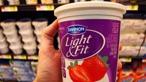 quem está de dieta pode tomar iogurte